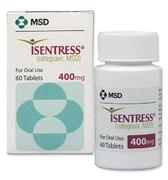 ISENTRESS 400mg
