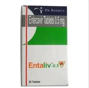 Entaliv 0.5mg - Энтекавир