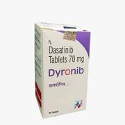 Dyronib 70мг (Дасатиниб)