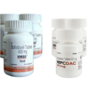 Virso+Hepcdac курс на 12 Недель