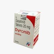 Dyronib 20мг (Дасатиниб)