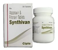 Synthivan (Атазанавир Ритонавир)