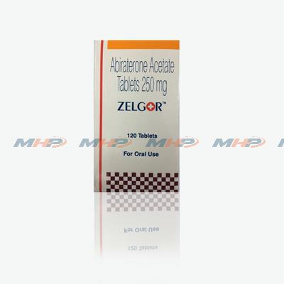 Zelgor 250mg (Абиратерон)