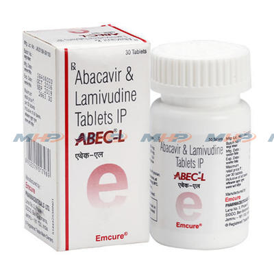 ABEC L (Абакавир Ламивудин)