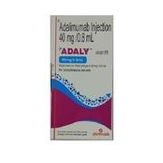 Adaly 40мг (Адалимумаб)
