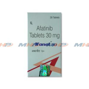 Afanat 30 мг (Афатиниб)