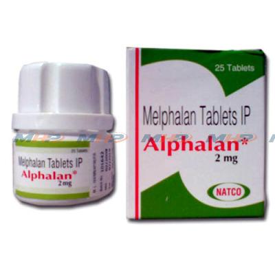 Alphalan 2мг (Мелфалан)