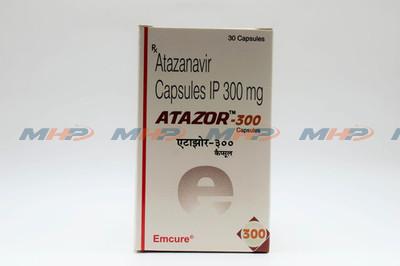 Atazor 300mg(Атазанавир )