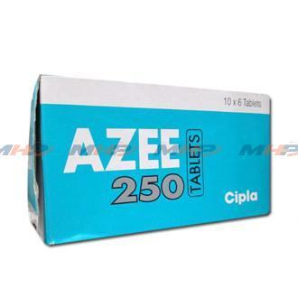 Azee 250мг (Азитромицин)