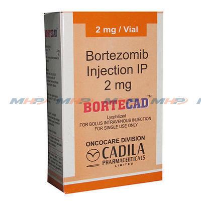 Bortecad 2мг (Бортезомиб)