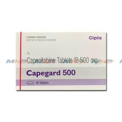 Capegard 500мг ( Капецитабин )