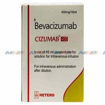 Cizumab 400мг ( бевацизумаб )
