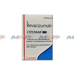 Cizumab 100 мг (бевацизумаб)