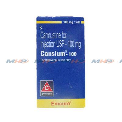 Consium 100мг (Кармустин)