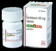 Daclahep Даклатасвир