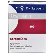 Dacotin 100мг (Оксалиплатин)