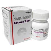 Efcure 200(Эфавиренц )