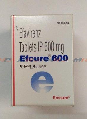 Efcure 600(Эфавиренц)