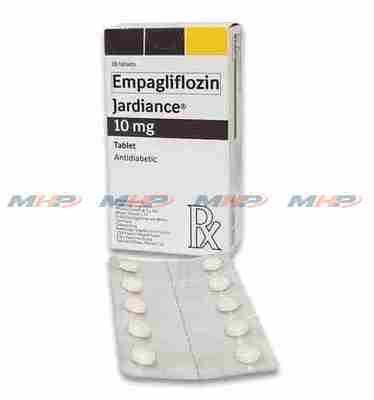 Jardiance 10mg Эмпаглифлозин