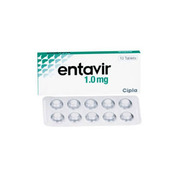 Entavir 1mg (Entecavir) Энтекавир