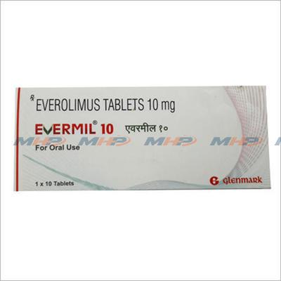 Evermil 10 - (Эверолимус)