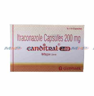 Candidtral 200mg