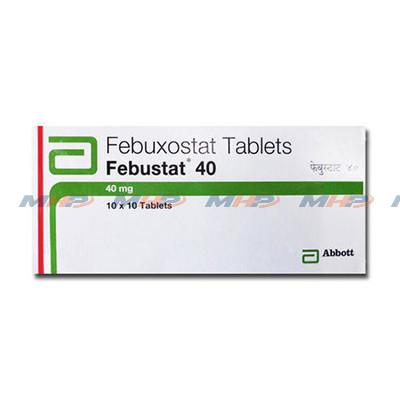 Febustat 40mg (Фебуксостат)