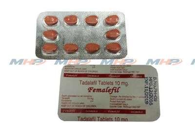 Femalefil 10mg(Тадалафил)