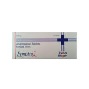 Femistra 1мг (Анастрозол)
