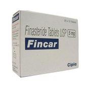 Fincar 5мг (Финастерид)