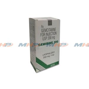 Gemibine 200мг (Гемцитабин)