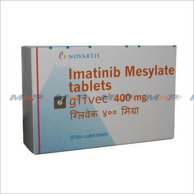 Glivec 400 mg (Иматиниб)