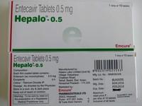 Hepalo 0.5mg (Энтекавир)