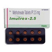 Imutrex 2.5мг (Метотрексат)