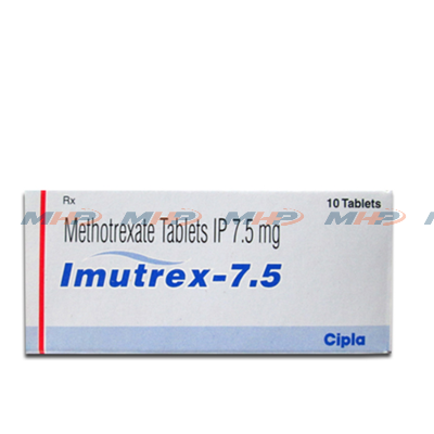 Imutrex 7.5мг (Метотрексат)