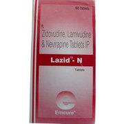 Lazid N(Ламивудин, Зидовудин и Невирапин)