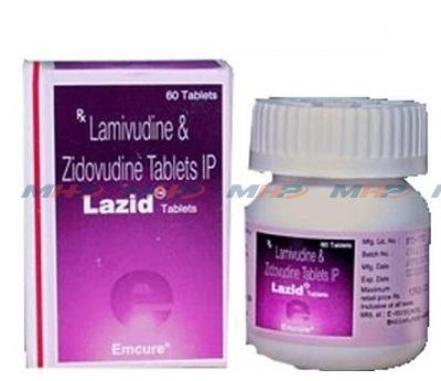 Lazid (Ламивудин + Зидовудин)