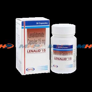 LENALID 15 (Леналидомид)