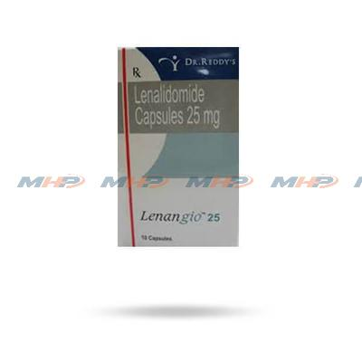 Lenangio 25 (Леналидомид)