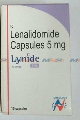 Lynide 5мг (Леналидомид)