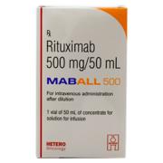 Maball 500мг ( Ритуксимаб )