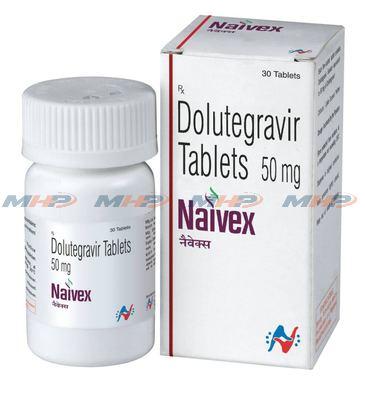 Naivex dolutegravir