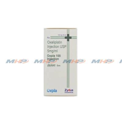 Oxpla 100мг (Оксалиплатин)