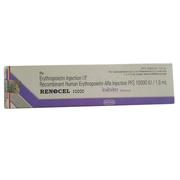 Renocel 10000IU (Эритропоэтин)