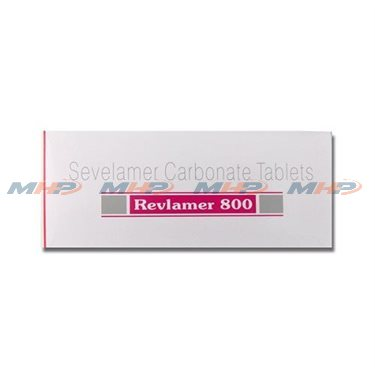 Revlamar 800 (Севеламер)