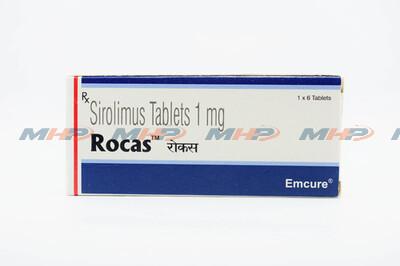 Rocas 1мг (Сиролимус)
