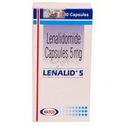 Lenalid 5  (Леналидомид)