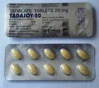 Tadajoy  20mg (Тадалафил)