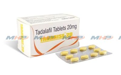Tadarise 20mg (Тадалафил)