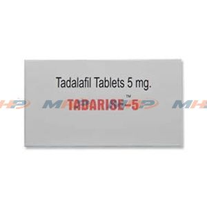 Tadarise 5mg (Тадалафил)